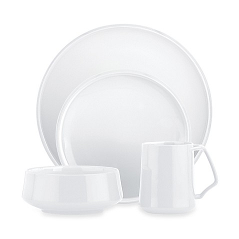 sc 1 st  Bed Bath \u0026 Beyond & Dansk® Kobenstyle Dinnerware in White - Bed Bath \u0026 Beyond