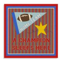 Sports Canvas Wall Art II