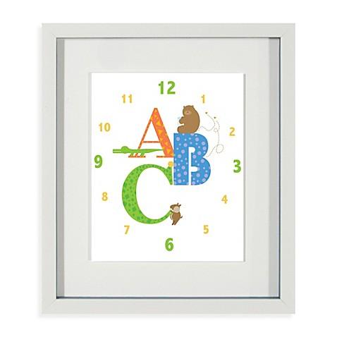 ABC Wall Art