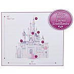 Disney Baby® Princess Castle Giant Wall Decal