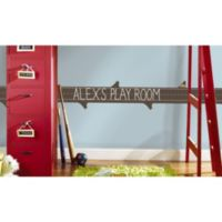RoomMates ONE Décor Learning Log Chalkboard Wall Decals