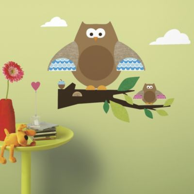 Buy Owl Themed Baby Wall Decor from Bed Bath & Beyond