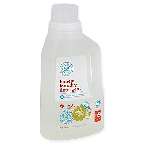 Honest 70 Oz Laundry Detergent Buybuy Baby