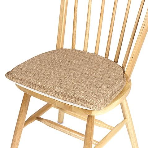 Klear Vu Essentials Bahama Gripper 174 Chair Pad In Wheat