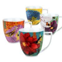 Waechtersbach Impressions Mugs (Set of 4)