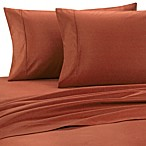 Palais Royale™ 630-Thread-Count Long Staple Cotton King Sheet Set in Rust