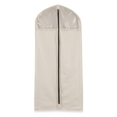 Household Essentials® Cedarline Collection Hanging Suit/Dress Bag  sc 1 st  Bed Bath u0026 Beyond & Buy Garment Bags Hanging Storage from Bed Bath u0026 Beyond