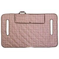 Classic Accessories Fairway Golf Seat Blanket in Plaid