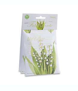Fresh Scents™ Sobres aromatizantes Lily of the Valley, Set de 3