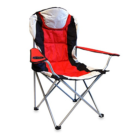 Buy Padded Folding Camp Chair From Bed Bath Beyond