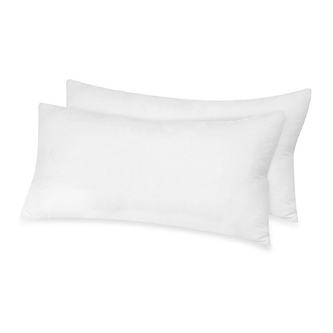 Therapedic Traditional Bed Pillow : Therapedic TheraLOFT Pillows with CoolMAX in White (2-Pack) - Bed Bath & Beyond