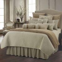 HiEnd Accents Fairfield Velvet Queen Duvet Cover