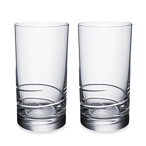 image of Orrefors Swerve Tumblers (Set of 2)