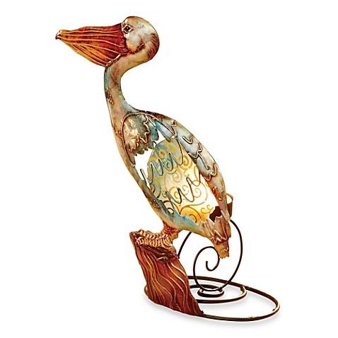 Pelican capiz shell tealight holder bed bath beyond - Capiz shell tealight holder ...