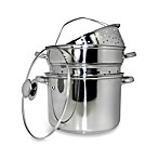 Cook Pro® 12-Quart 18/10 Stainless Steel Multi-Cooker