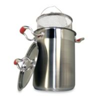 Cook Pro® 4.25-Quart Stainless Steel Vegetable Cooker