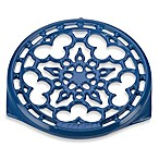 Le Creuset® Deluxe 9-Inch Round Trivet in Marseille