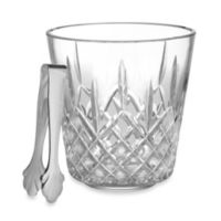 Waterford® Lismore Ice Bucket with Tongs
