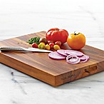 Real Simple® Acacia Wood Chopping Board