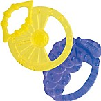 Chicco® NaturalFit™ Lemon-and-Grape- Shaped Silicone Teether (2-Pack)