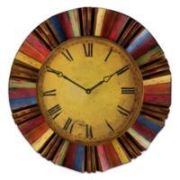 Southern Enterprises Carnival Wall Clock