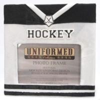 Hockey Jersey 4-Inch x 6-Inch Photo Frame