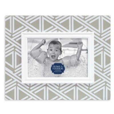 Buy Patterned Wood Picture Frame Picture Frames from Bed Bath & Beyond