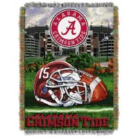 University of Alabama Tapestry Throw Blanket