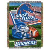 Boise State University Tapestry Throw Blanket
