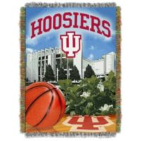 Indiana University Tapestry Throw Blanket