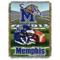 University of Memphis Tapestry Throw Blanket
