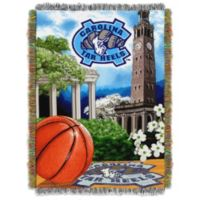 University of North Carolina Tapestry Throw Blanket