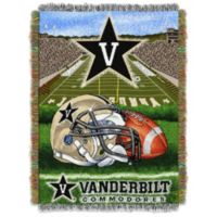 Vanderbilt University Tapestry Throw Blanket