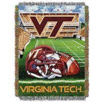 Virginia Tech Tapestry Throw Blanket