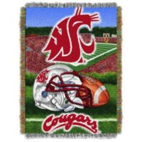Washington State University Tapestry Throw Blanket