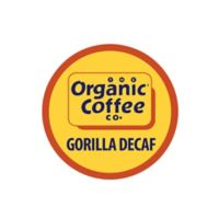 36-Count OneCup™ Organic Coffee Company Gorilla Decaf for Single Serve Coffee Makers