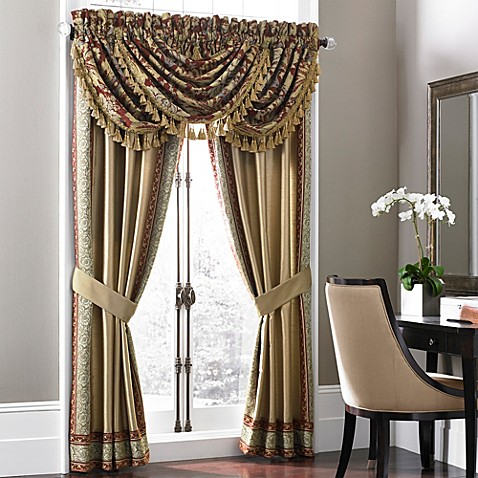 Croscill 174 Fresco Window Treatment Bed Bath Amp Beyond