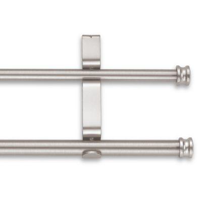 Cambria® Classic Complete® 28 Inch X 48 Inch Double Drapery Rod In