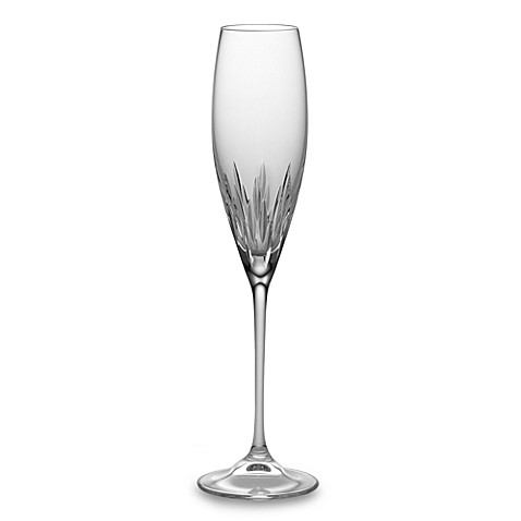 Vera wang wedgwood duchesse 7 ounce toasting flute bed bath beyond - Vera wang duchesse wine glasses ...
