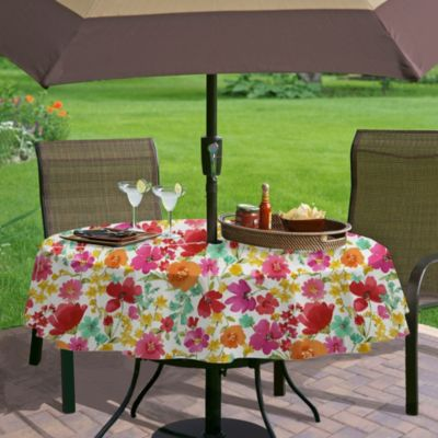 Buy Round Tablecloths From Bed Bath Amp Beyond