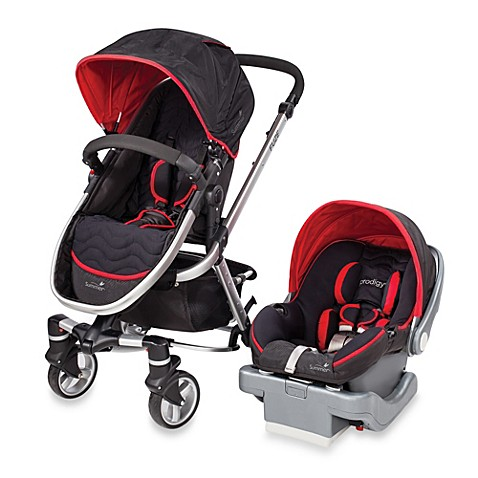 Summer Fuze Travel System With Prodigy Infant Car Seat