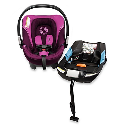 cybex aton 2 infant car seat in lollipop buybuy baby. Black Bedroom Furniture Sets. Home Design Ideas