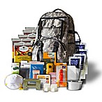 Wise Foods Company 5-Day Survival Backpack in Camouflage