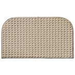 Garland Herald Square 18-Inch x 30-Inch Kitchen Rug in Ivory