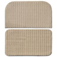 Garland Herald Square 2-Piece Kitchen Rug Set in Ivory
