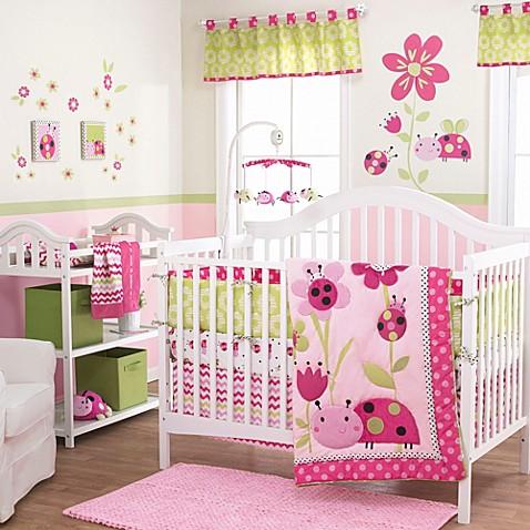 Belle Lil Ladybug Crib Bedding Collection Bed Bath Amp Beyond