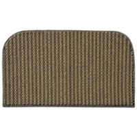 Garland Berber Colorations 18-Inch x 30-Inch Kitchen Rug in Green