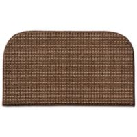 Garland Berber Colorations 18-Inch x 30-Inch Kitchen Rug in Mocha