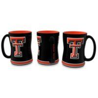 Texas Tech University Relief Mug
