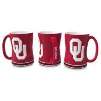 University of Oklahoma Relief Mug